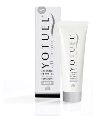 YOTUEL all•in•one Snowmint Dentífrico Blanqueador